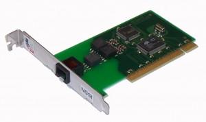 AVM Fritz PCI ISDN Card